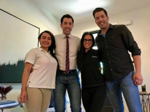 House Cleaning and Property Brothers