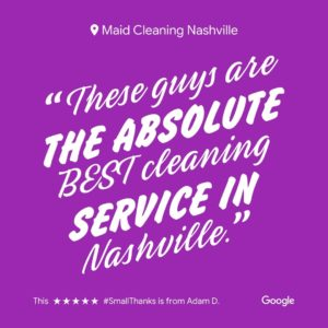 Maid Cleaning Review 3